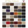 Luca Rossini krāsu palete 47 Sky colours