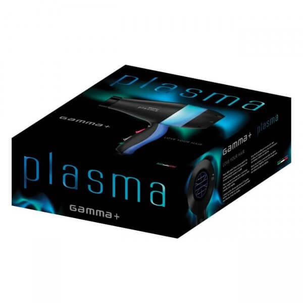 Foto Profesionāls matu fēns ar ozonu Gamma+ Plasma iepakojums 3