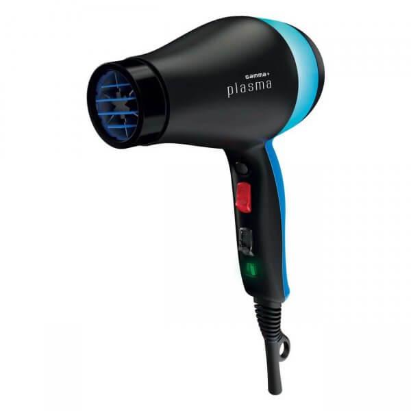 Foto Profesionāls matu fēns ar ozonu Gamma+ Plasma 4