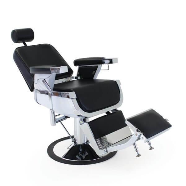 REM Emperor Classic Black bārddziņa krēsls