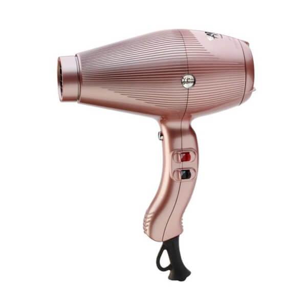 Foto viegls matu fēns Gammapiu Aria Pink Champagne