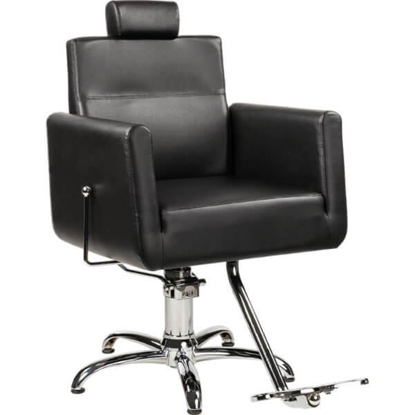 Foto Ayala Ray barber krēsls 1