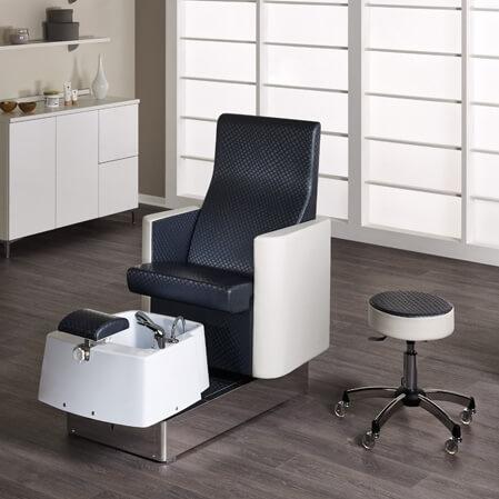 Foto pedikīra krēsls Atlantis