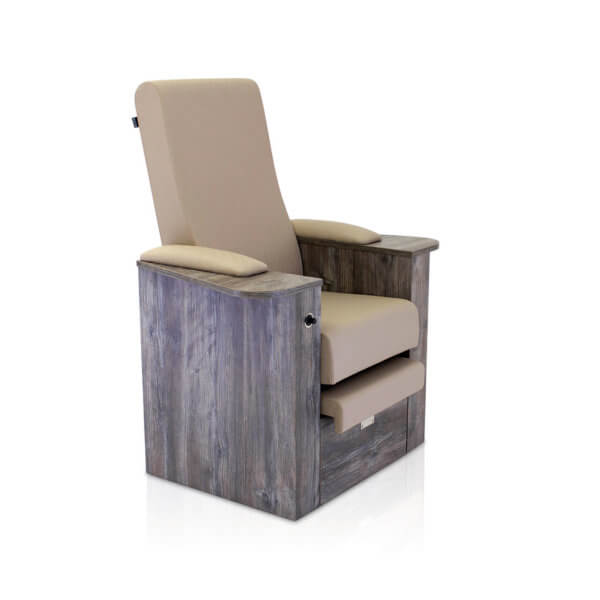 Foto pedikīra krēsls REM Natura Pedispa