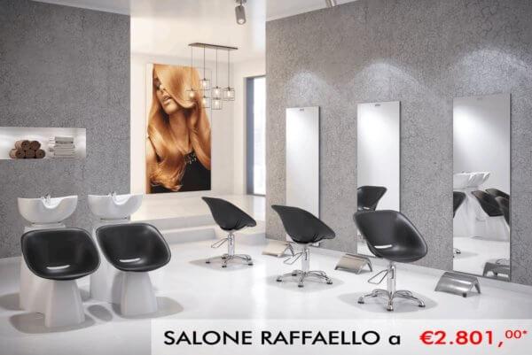 Foto Mēbeles frizētavām komplekts Ceriotti RAFFAELLO