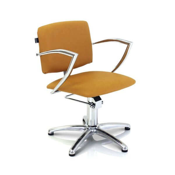 Foto REM Atlas Saffron friziera krēsls