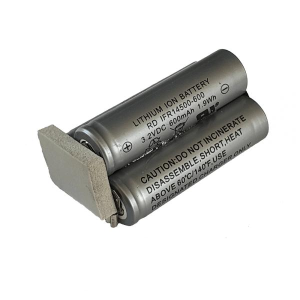 Attēls Moser akumulators 1871-7960 3.2V 1800mAh