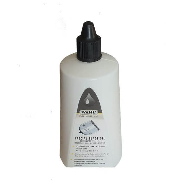 Attēls eļļa matu mašīnītei Wahl Special Blade Oil 1
