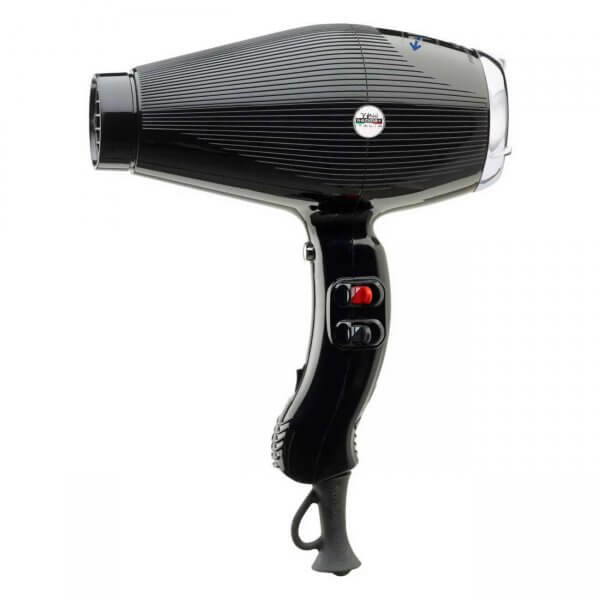 Foto Viegls matu fēns 390g Gammapiu ARIA Dual Ionic melns